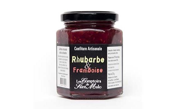 Rhubarbe Framboise